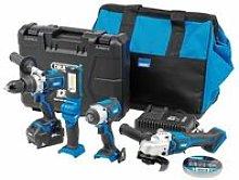 Draper 90470 D20 Workshop Kit (8 Piece)