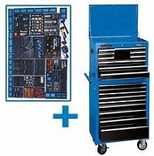 Draper 98888 26' Mechanic's MEGAKIT