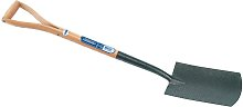 Draper Tools Garden Spade Carbon Steel 28x18 cm