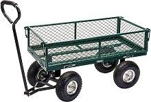 Draper Tools Steel Mesh Gardeners Cart