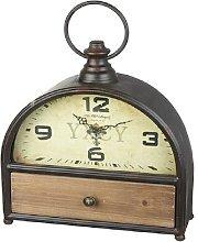Drawer Clock Borough Wharf