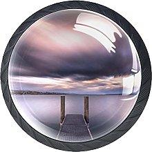 Drawer Knobs Amazing sea Sky Cabinet Drawer Pulls