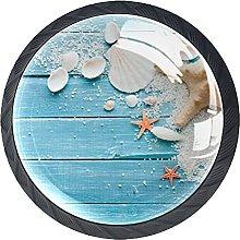 Drawer Knobs Beach Starfish Cabinet Drawer Pulls