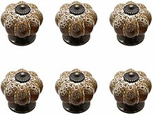 Drawer knobs,Ceramic Single-Hole Handle,