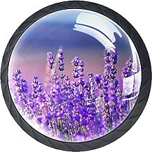 Drawer Knobs Lavender Cabinet Drawer Pulls Handle