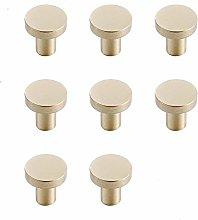 Drawer knobs,Modern Minimalist Brass Handle