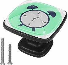 Drawer Pull Handle with Screws Cartoon Toy Alarm