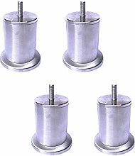 Drawing Stainless Steel Furniture Legs,M8 Threaded