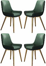 Drcy Kitchen Dining Chairs,Set of 2/4/6 Pcs Office