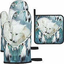 Dream Catchers Wolf Professional Heat Resistant