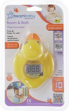 Dreambaby 2 in 1 Digital Bath and Room Thermometer