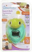 Dreambaby Digital Room & Bath 2-In-1 Thermometer