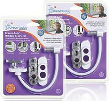 Dreambaby Window Restrictor Bundle - 2 Pack