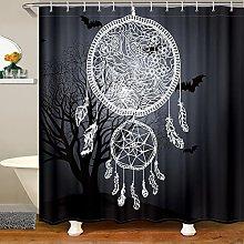 Dreamcatcher Shower Curtain for Boho Dream Catcher