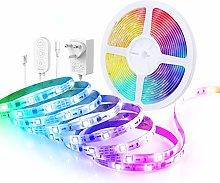 DreamColour LED Strip Lights, Govee 5M Music Sync