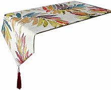 Dreamdge Red Table Runners 32x210cm, Cotton Linen