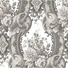 Dreamer Damask 10m x 52cm Wallpaper Roll Astoria