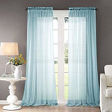 Dreaming Casa Curtains Voile Eyelet Classical