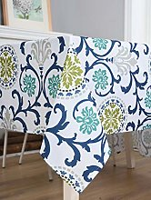 Dreaming Casa Rectangle Tablecloth Waterproof
