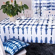 Dreaming Casa Tablecloths Rectangular BlueDark