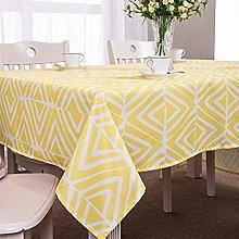 Dreaming Casa Tablecloths Rectangular Waterproof