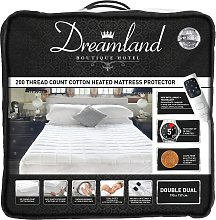 Dreamland Boutique Dual Control Mattress Protector
