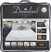 Dreamland Boutique Mattress Protector - Double
