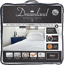 Dreamland Boutique Mattress Protector - Single
