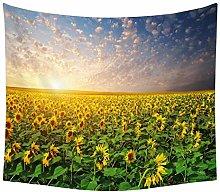 Dreamlulu Printing Tapestry Wall Blanket
