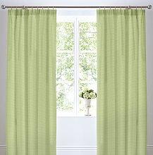 Dreams N Drapes Botanique Lined Curtains 168x183cm