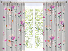 Dreams n Drapes Jessica Pink Curtains
