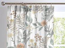 Dreams n Drapes Maisie Coral Pencil Pleat Curtain