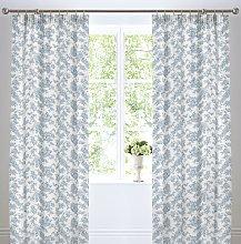 Dreams N Drapes Malton Lined Curtains - 168x183cm