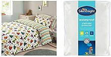 Dreamscene Kids Duvet Cover Pillowcase Bedding Set