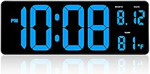 DreamSky 14.5 Inches Extra Large LED Digital Clock