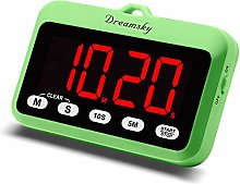 Dreamsky Digital Kitchen Timer with Loud Alarm,