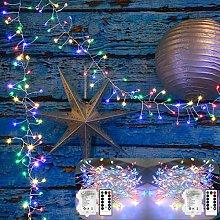 DreiWasser Fairy String Lights, 2 Pack 3 Metres