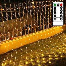 DreiWasser Net Lights, 3m x 2m 200 LEDs