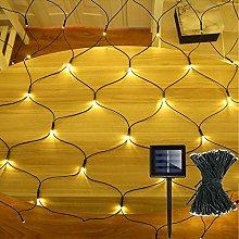 DreiWasser Solar Net Lights Garden, 1.5Mx1.5M 100