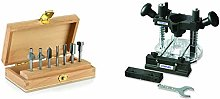 Dremel 335 Plunge Router Tool Attachment for