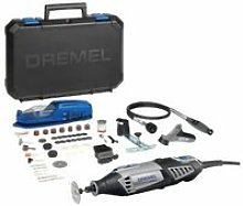 Dremel 4000-4/650 EZ Wrap Multi-tool + 65 Pieces
