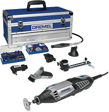 Dremel 4000-6/128 Multi-tool Platinum Kit