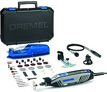Dremel 4300 Rotary Tool 175W, Multi Tool Kit with