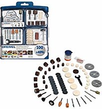 Dremel 723 EZ SpeedClic Accessory Set - 100 Rotary