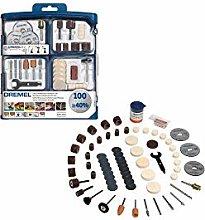 Dremel 723 EZ SpeedClic Accessory Set - 100 Rotary