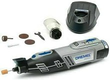 Dremel 8220-1/5 12V Multi-tool Kit with 1