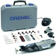 Dremel 8220-2/45 12V Multi-tool Kit with 2
