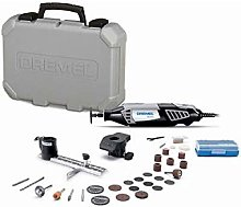 Dremel High Performance Rotary Tool Kit With 30