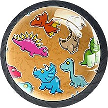 Dresser Drawer Handles Beast Dinosaur Bar Knobs