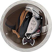 Dresser Drawer Handles Bulldog Brown Bar Knobs